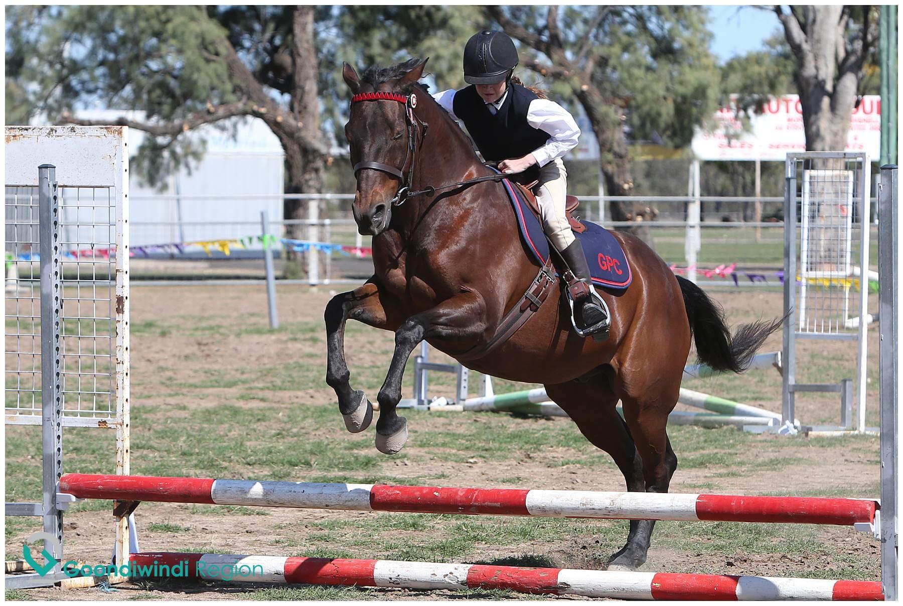 0M5A1216 - Goondiwindi Pony Club Mounted Games