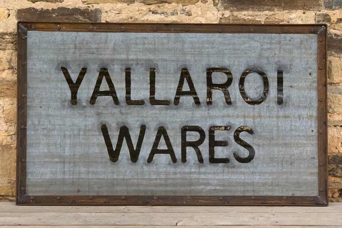 Yallaroi Wares