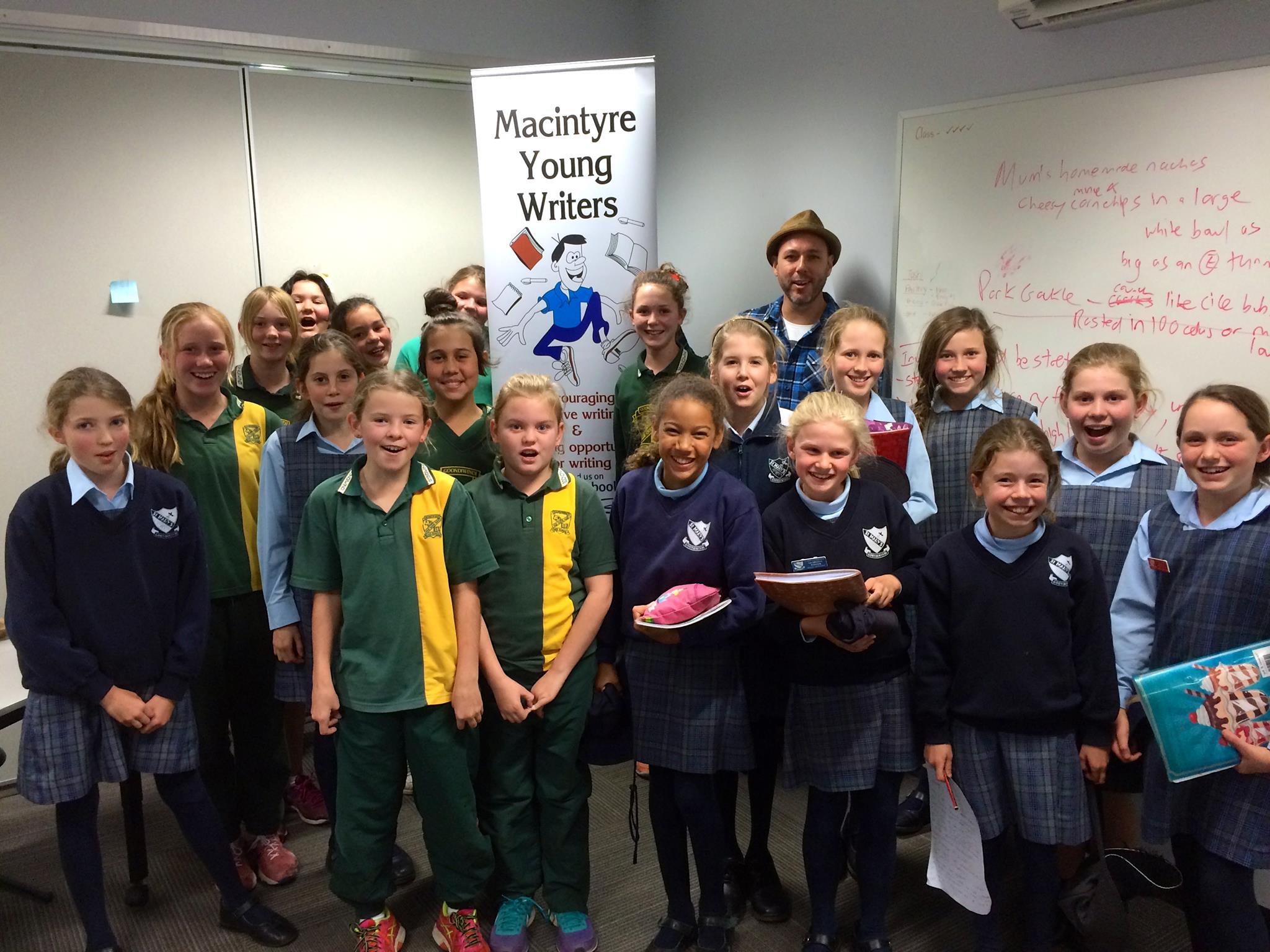 Macintyre Young Writers