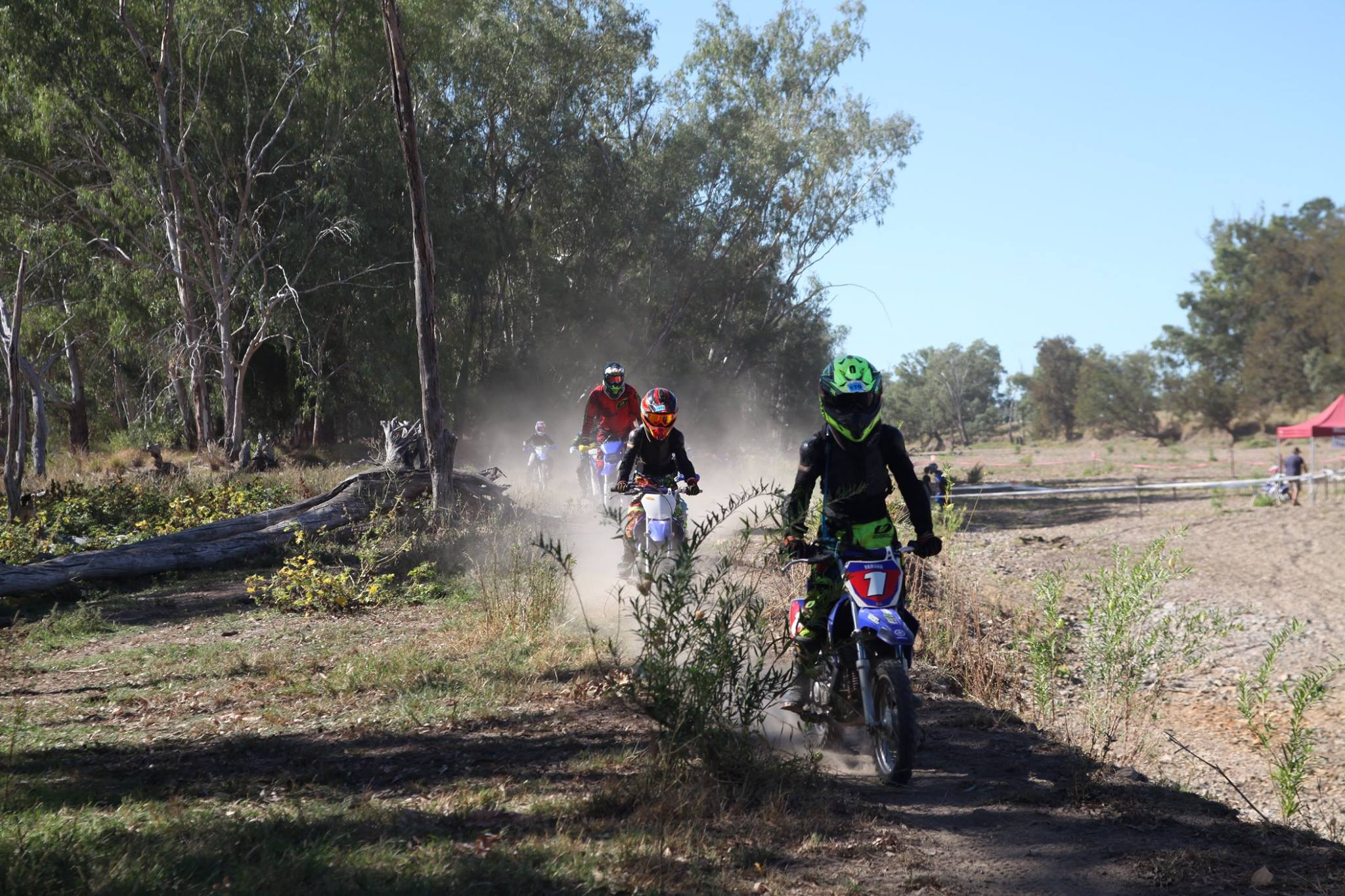 Inglewood State School Trail Ride