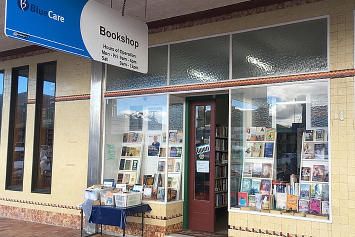 Bluecare Bookshop