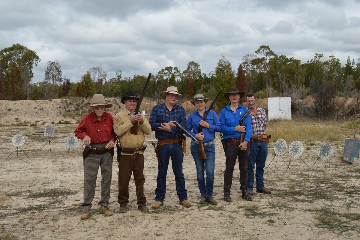 Sporting Shooters Association Inglewood