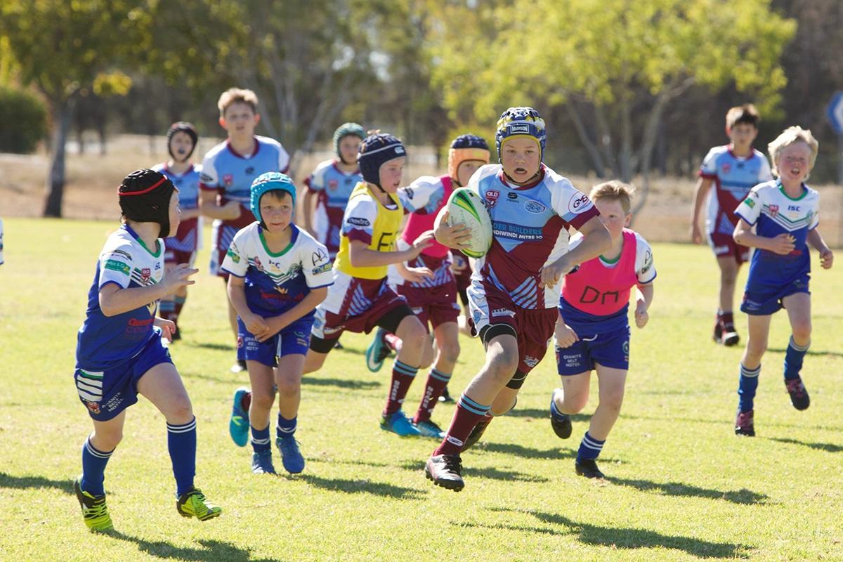 Goondiwindi Junior Rugby League Club