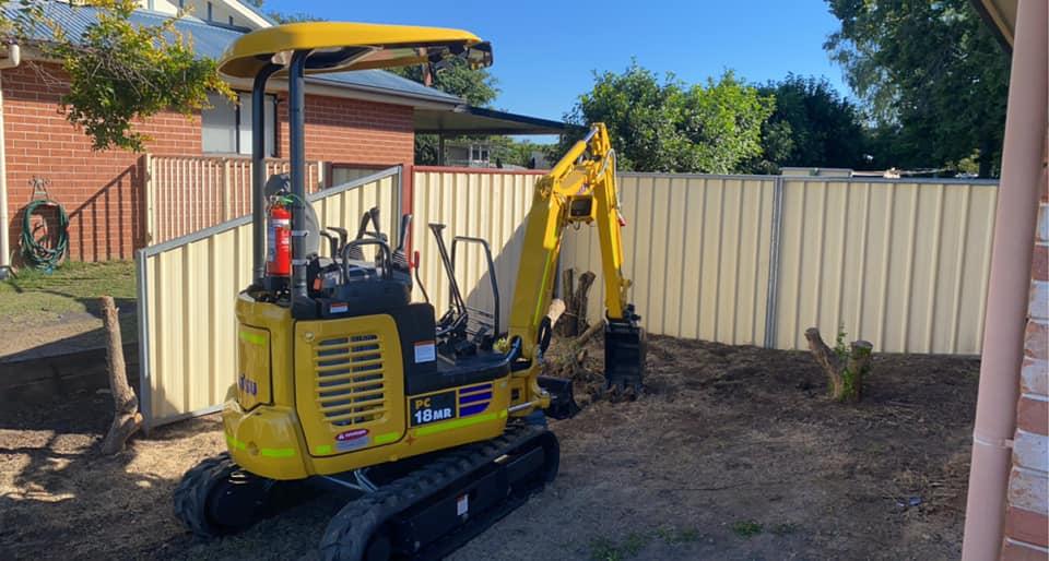 PA Excavator Hire